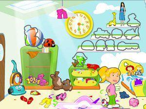 帮妈妈整理房间 flash小游戏 在线游戏 经典小游戏 3366小...